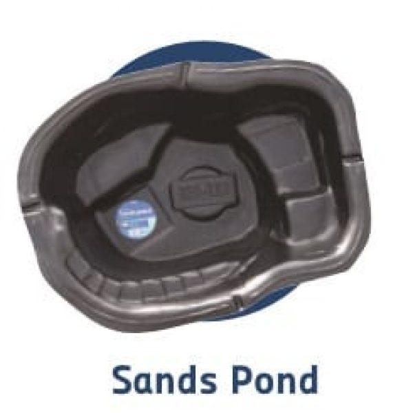 bermuda sands preformed ponds