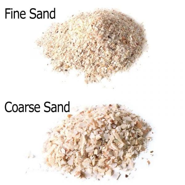 tmc tropical marine centre eco sand marine aquarium substrate coarse or fine