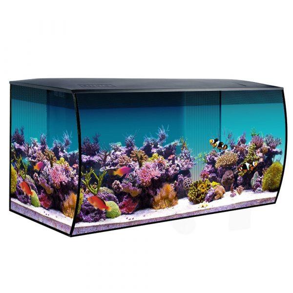 fluval sea flex 123 litre marine saltwater aquarium