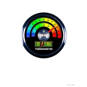exo terra analogue thermometer for reptile