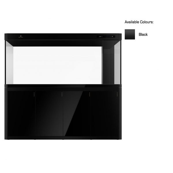 cleair amazon glass aquarium set with cabinet