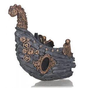 oase biorb aquarium shipwreck ornament
