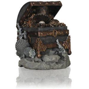 oase biorb aquarium treasure chest ornament