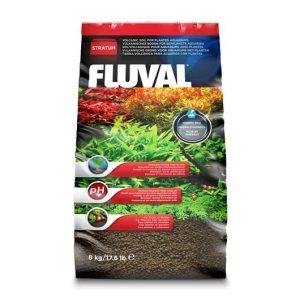 fluval plant and shrimp stratum aquarium planting and aquascaping substrate