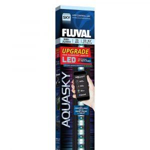 fluval aquasky bluetooth LED aquarium light unit