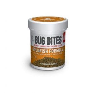 fluval bug bites goldfish granules