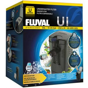 fluval u1 internal aquarium filter