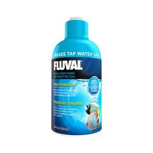 fluval aquaplus tap water conditioner dechlorinator