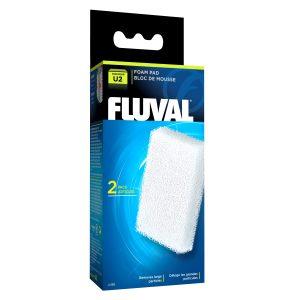 fluval u2 internal filter foam
