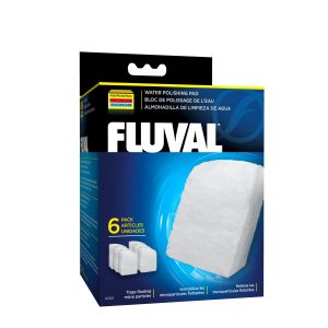 fluval polishing pad quick clear for external filters