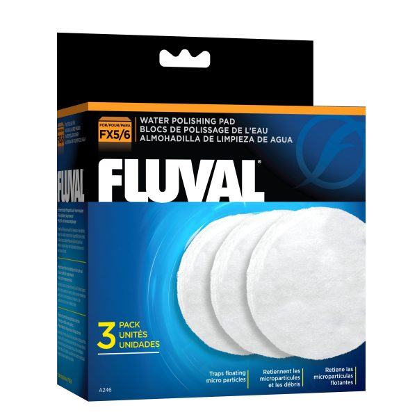 fluval quick clear polishing pads for external filters