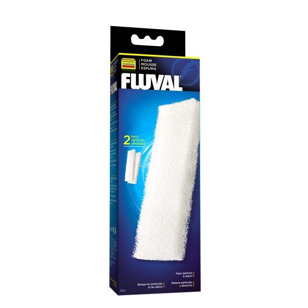 fluval external filter foam