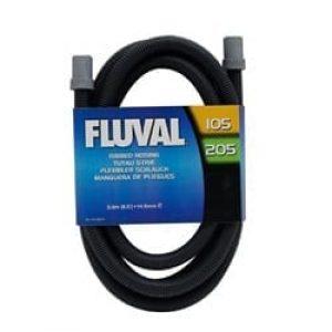 Fluval 105/205 Ribbed Hosing