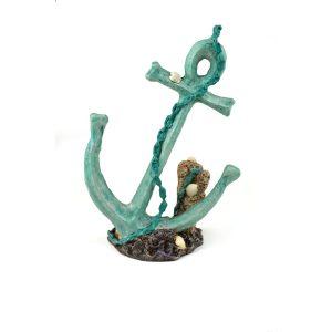 oase biorb aquarium decoration anchor ornament