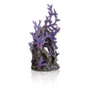 oase biorb aquarium sam baker decoration purple coral ornament