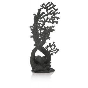 aquarium decoration sam baker black coral fan