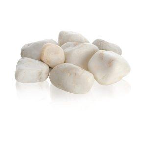 biorb decorative marble pebble white