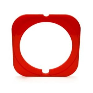 black biorb led light tray insert red