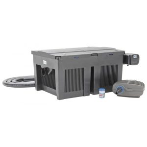 oase biosmart 36000 filter pump and uvc set