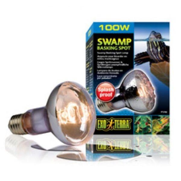 exo terra swamp basking bulb