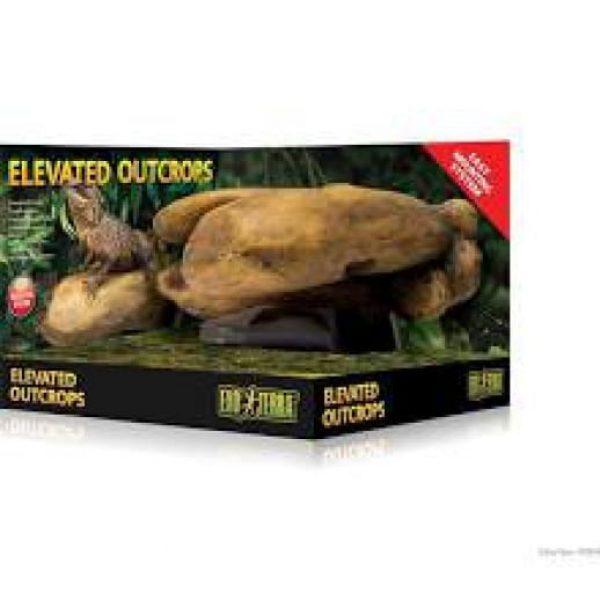 exo terra reptile Elevated Outcrops Medium