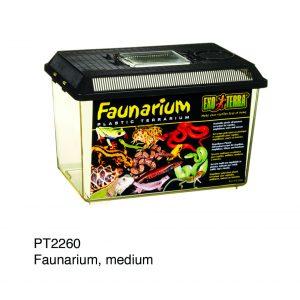exo terra reptile Standard Faunarium medium