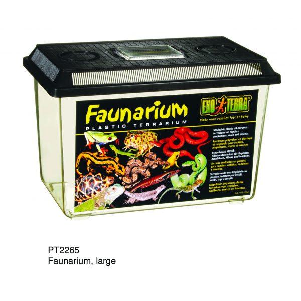 exo terra reptile Standard Faunarium large
