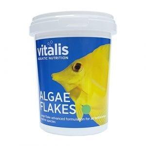 vitalis algae flakes marine food