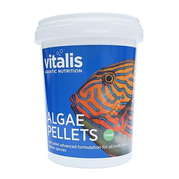 vitalis marine algae pellets