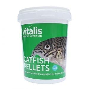 vitalis catfish pellets tropical freshwater food