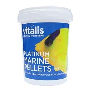 vitalis platinum marine pellets foods