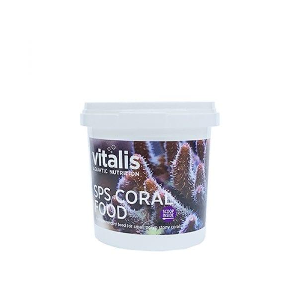 vitalis sps coral food marine