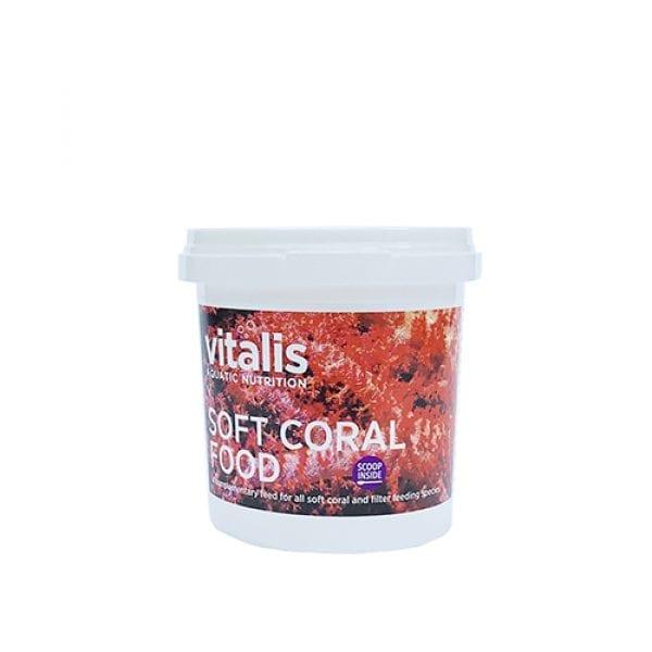 vitalis soft coral food marine