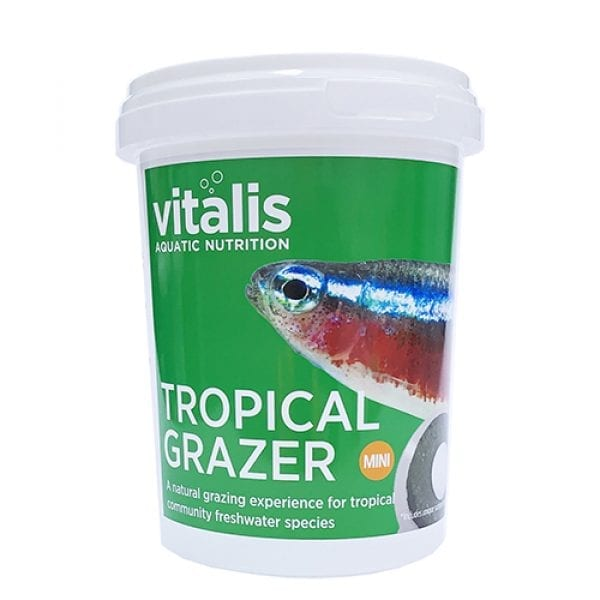 vitalis tropical grazer food