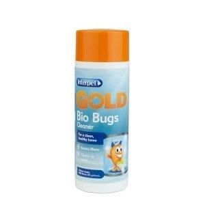 interpet gold bio bugs fish safe 115ml
