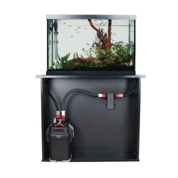 fluval in line uvc ultra violet clarifier aquarium filtration