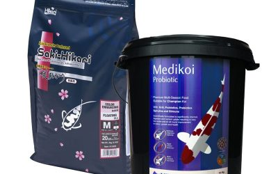 What is the best food to keep my Koi and Pond Fish healthy?