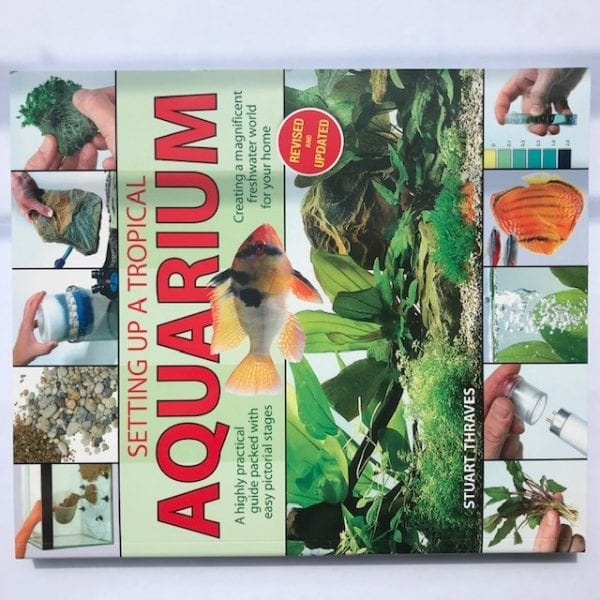 setting up a tropical aquarium book