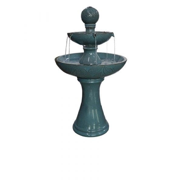 fontana solar water feature bermuda