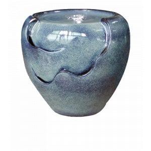 santorini water feature bermuda