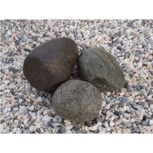 scottish large cobbles outdoor decorative rock