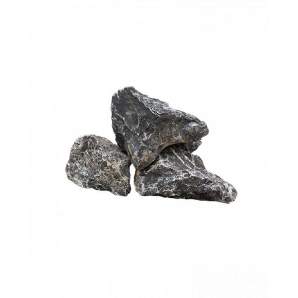 Kelkay black mountain outdoor decorative rock
