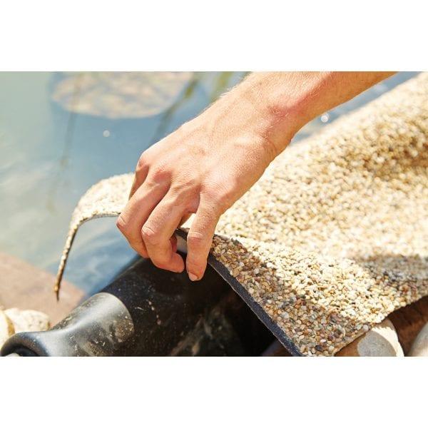 Oase decorative stone pond liner lifestyle