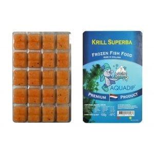 aquadip krill superba frozen blister pack 100g