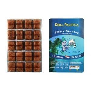aquadip krill pacifica frozen blister pack 100g