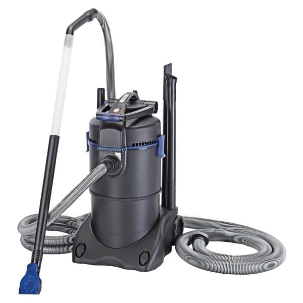 pondovac 3 by oase pond vacuum for debris and mess