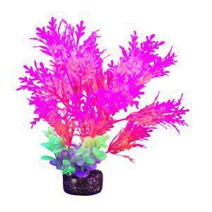 marina iglo decorative fluorescent plants pink wisteria