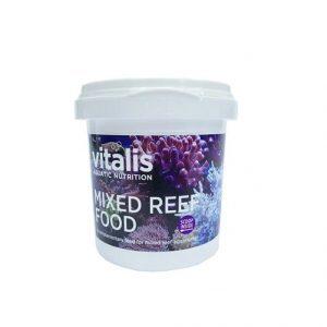 vitalis mixed reef food micro