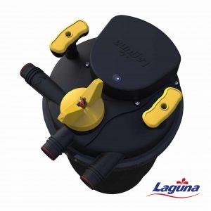 laguna pressure flo pressurised pond box filter and uv clarifier